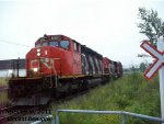 CN 5321 on the CN 403 West